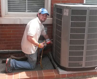 air conditioning repair in Red Bud IL